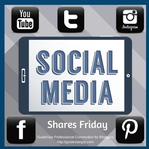 Social Media Shares Friday