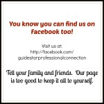 You Can Find Us on Facebook Too!