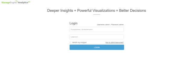 Login Analytics Plus