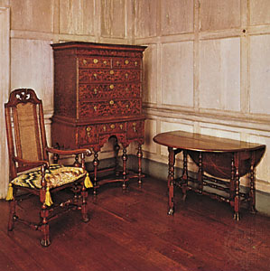 William And Mary Furniture The History And Dutch
