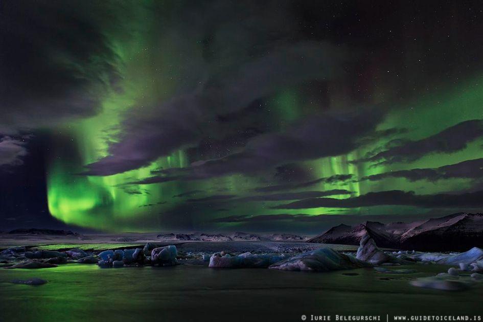 Romantic Northern Lights Getaway