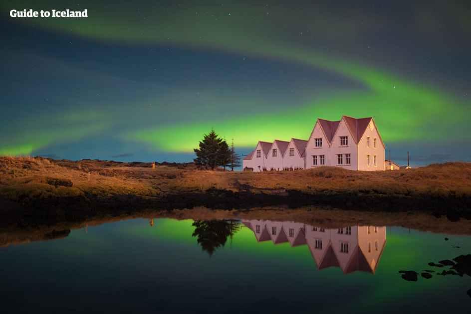 Northern Lights Holiday Iceland