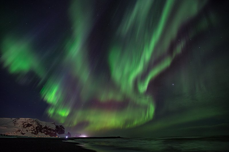 Northern Lights Iceland Best Time See