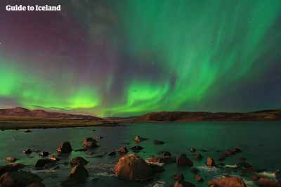 Northern Lights Boat Tour from Reykjavik | Guide to Iceland