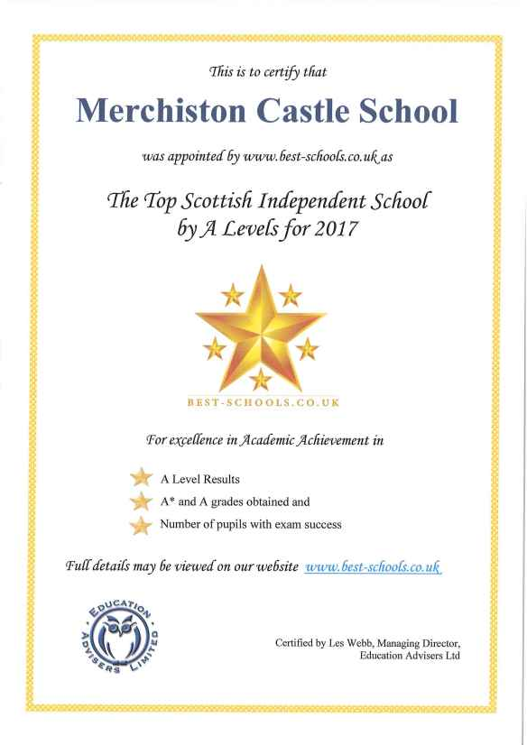 18-05-01 The Top Scottish Independe School by A Levels.jpg