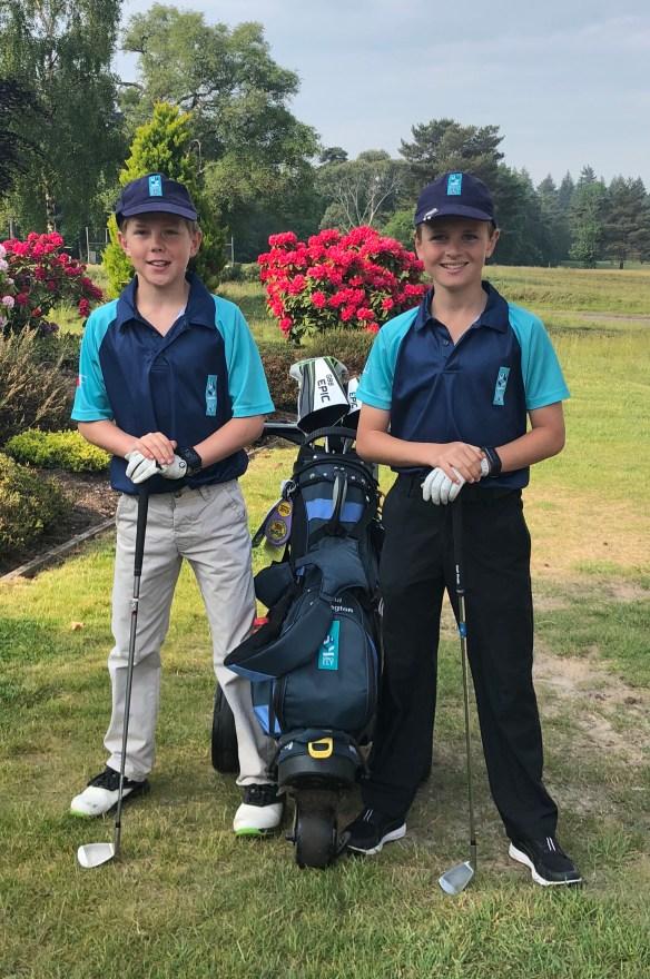 Golf Sunningdale 2018