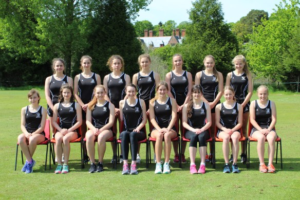 athletics 18 girls
