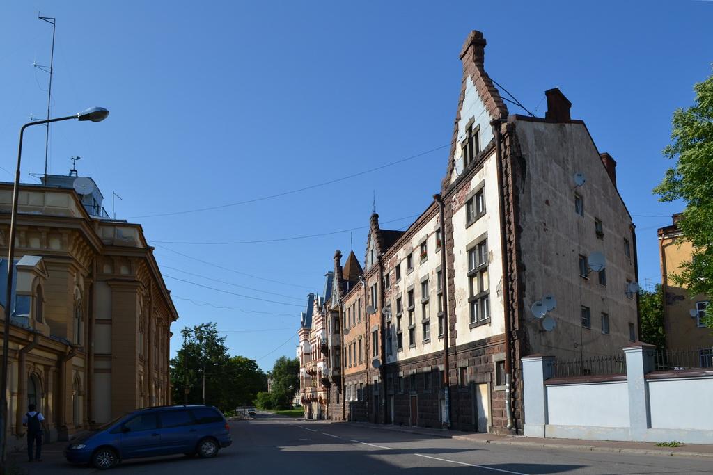 Northern Art Nouveau house