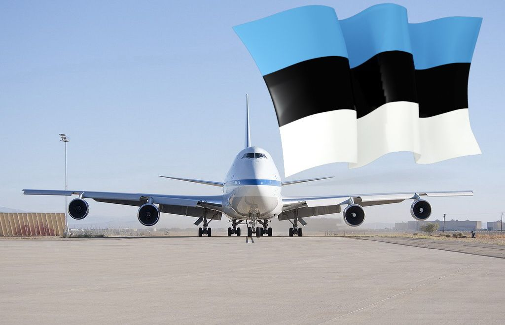 Estonian aircraft