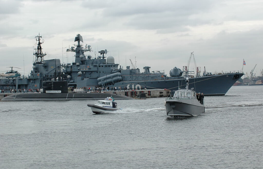 naval show