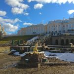 Fountains of the Peterhof
