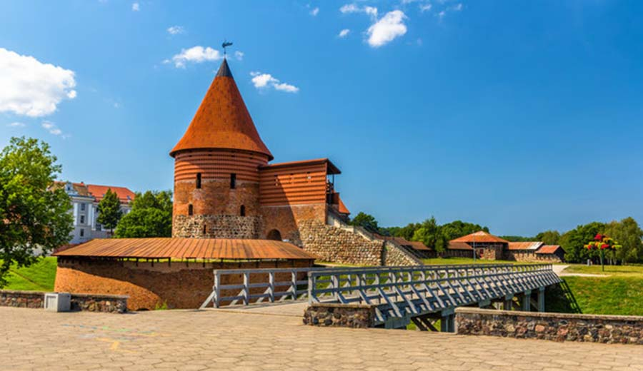 Lithuania Tourist Attractions