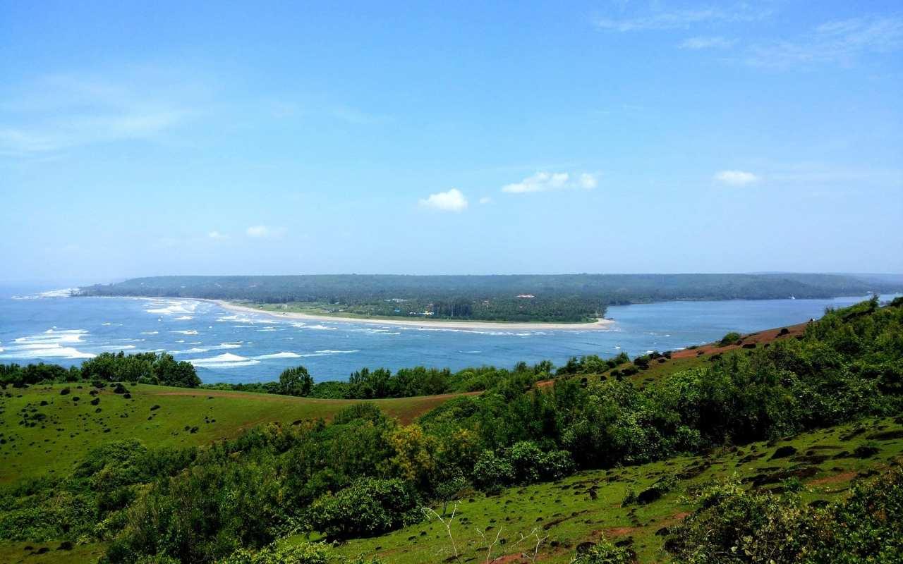 Chapora River Goa