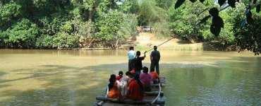 Kuruva Island in Wayanad Kerala