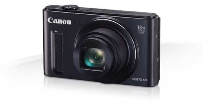 Canon Powershot SX610 HS - Recommended Travel Camera for Beginners