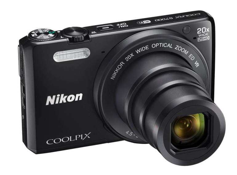 Nikon Coolpix S7000 - Recommended Travel Camera for Beginners