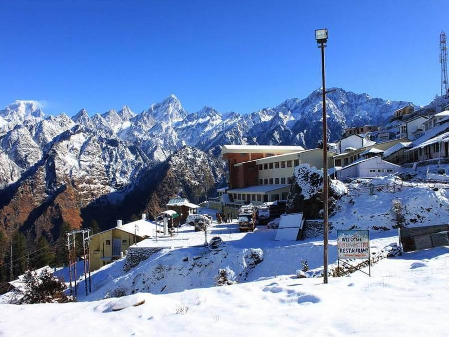 Auli Hill Station