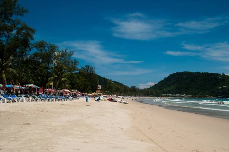 Patong Beach - Things Do Phuket