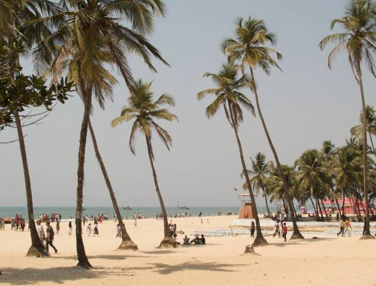 Colva Beach - Best Beaches in Goa