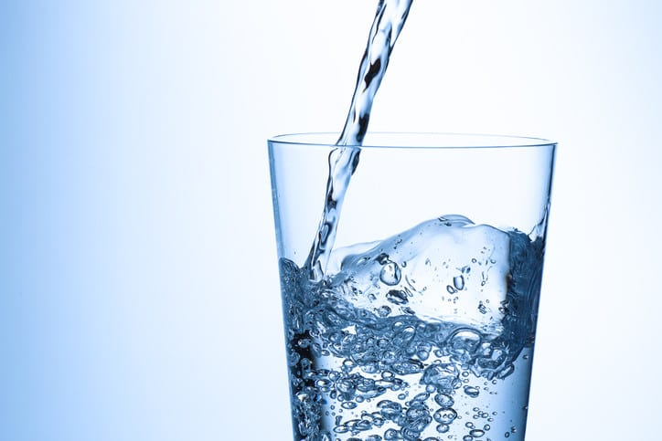 Consume enough water