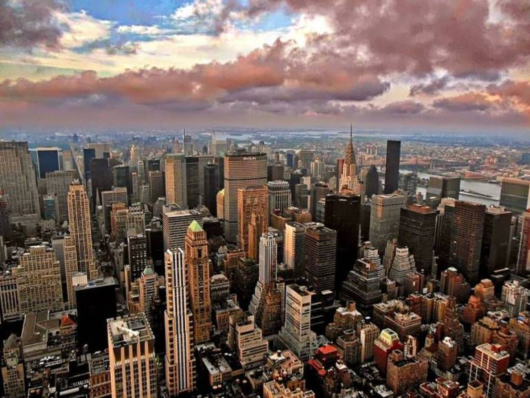 Empire State Building - New York tourism