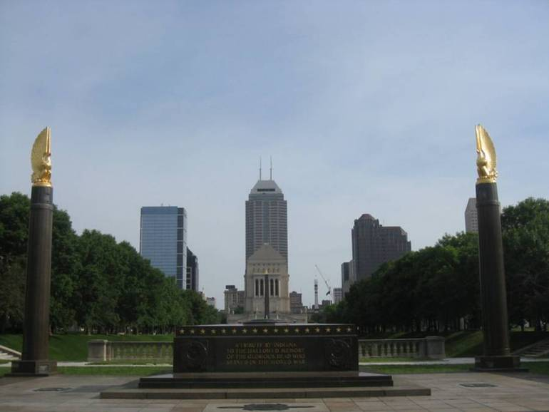 Indianapolis - Midwest Vacation Cities