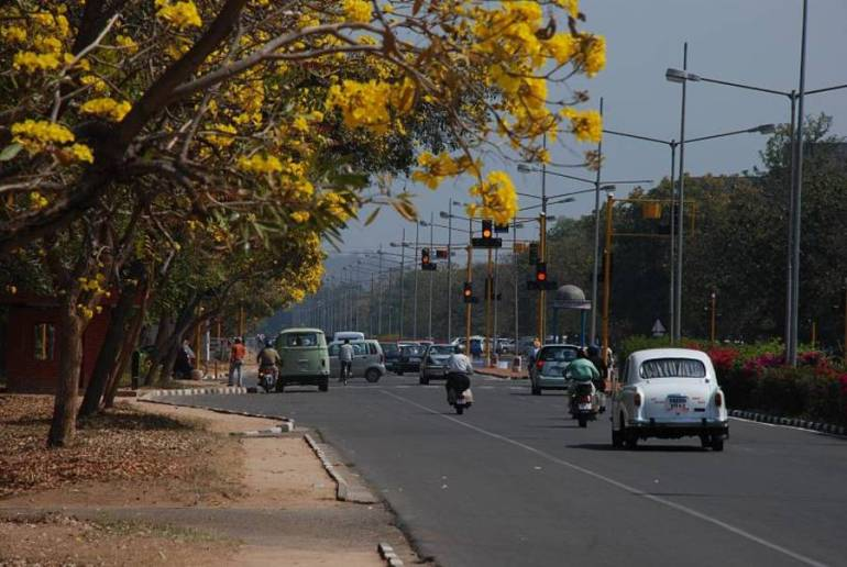 Chandigarh - 5 Best Places to Visit Near Delhi on Republic Day