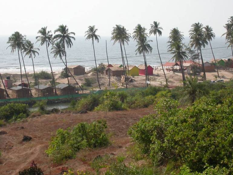 Mandrem Beach - Best Beaches in Goa
