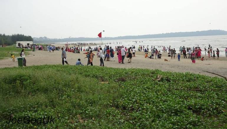 Miramar Beach - Best Beaches in Goa