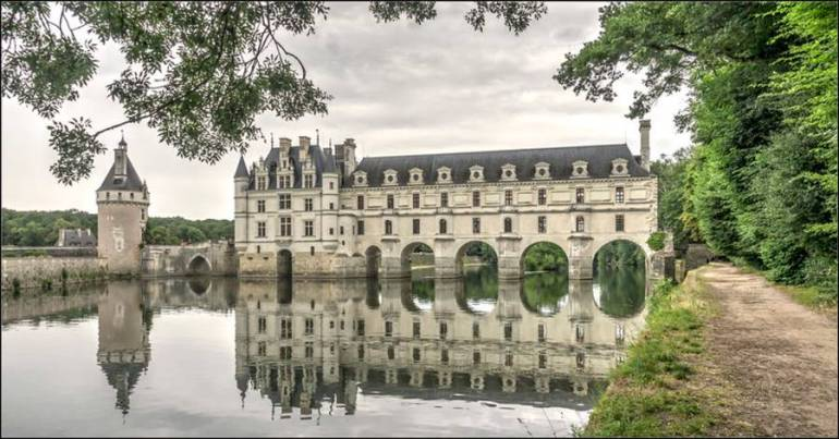 Chateaux in France