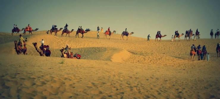 Sam Sand Dunes