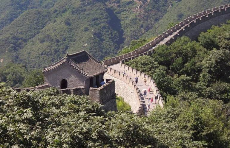 The Great Wall of China - 7 Wonders of the World