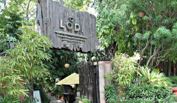 Lodi Garden Restaurant