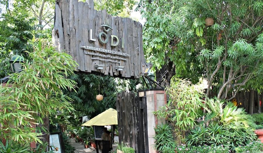 Lodi Garden Restaurant – Restaurants near Lodi garden (New Delhi)