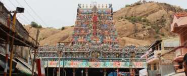 Thiruparankundram, Hill Top Temple