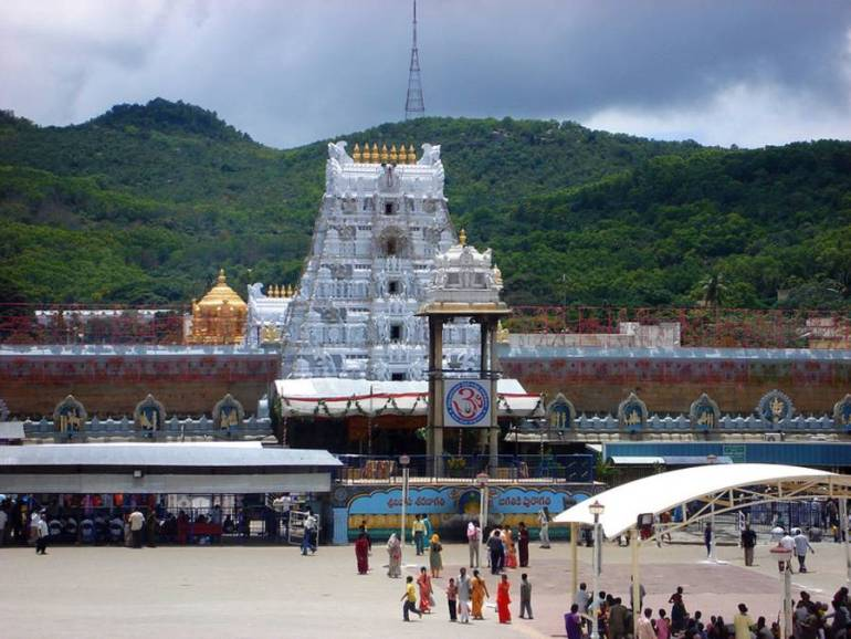 Venkateshwara Temple - Tirupati