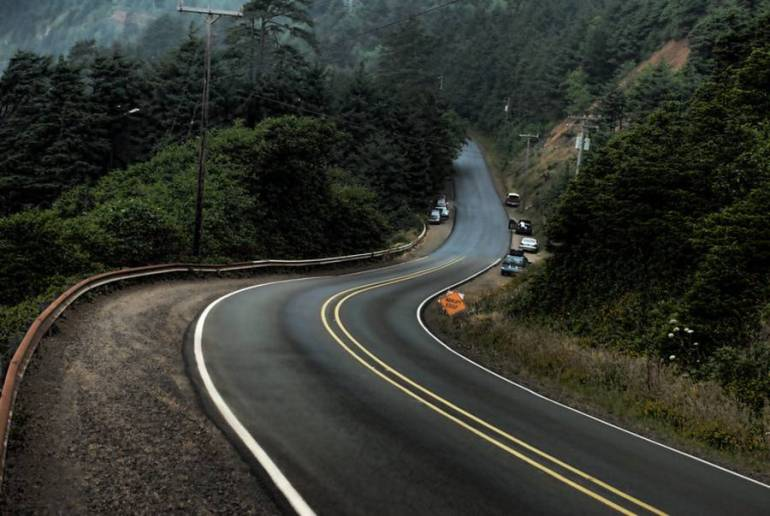 Pacific Coast Highway - Fascinating outdoor places in California