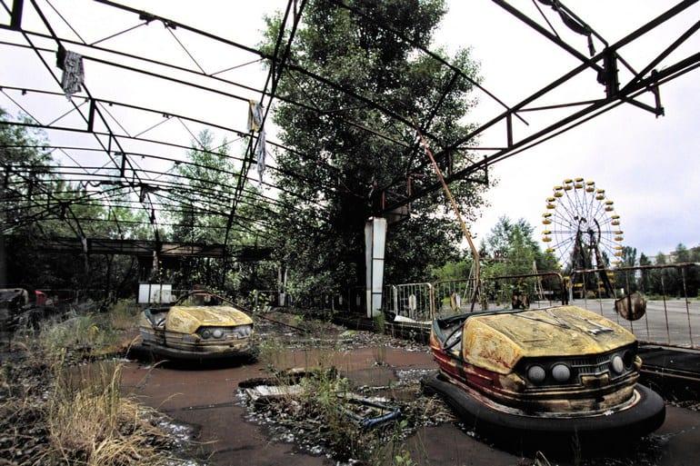 Pripyat, Ukraine - Most Beautiful Abandoned Places In The World