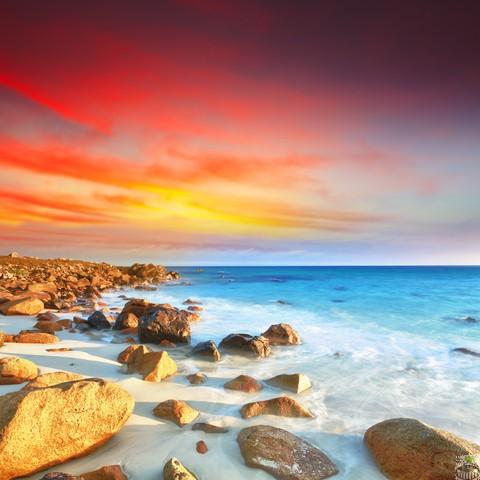 sunrise daydream