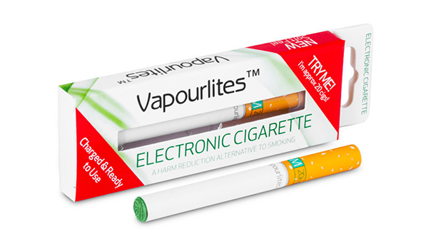 vapourlites disposable e-cig