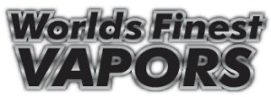 worlds finest vapors logo