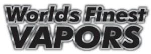worlds finest vapors logo