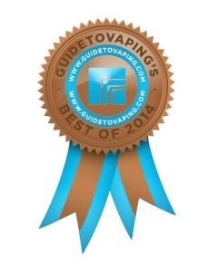 GTV Best of 2014 Bronze Award