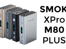 Smok XPro M80 Plus