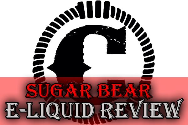 sugar bear e-liquid review