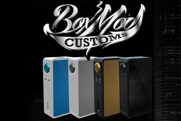 box mod customs