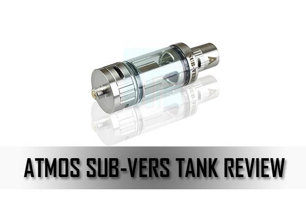 atmos sub vers tank review