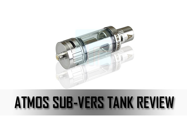 atmos sub vers tank review