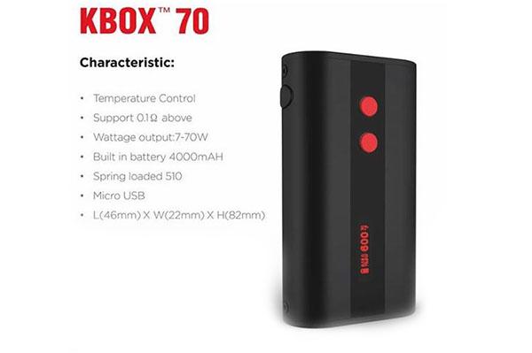 Kangertech Kbox 70