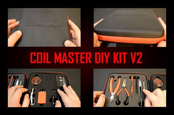 coil master diy kit v2